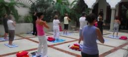 Práctica de Qi Gong Chi Kung Ibiza