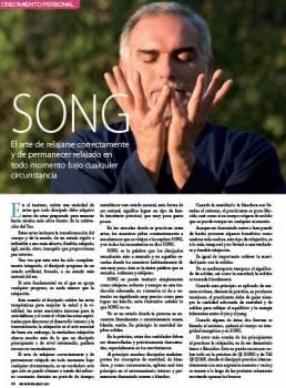 """""""SONG, el arte de relajarse"""""""